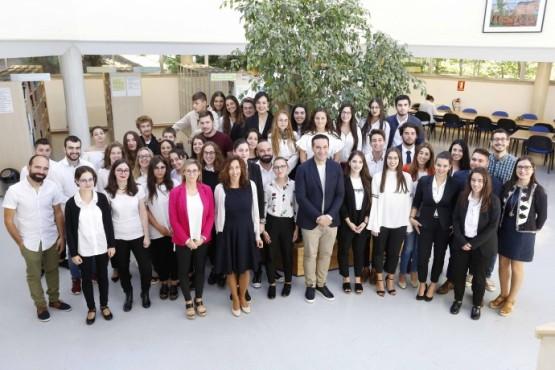 A Xunta premia o CIFP Manuel Antonio de Vigo por un traballo sobre turismo e linguaxe publicitaria
