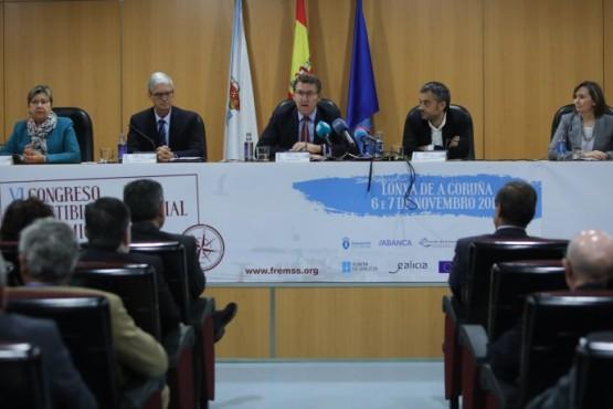 Intervención do presidente galego