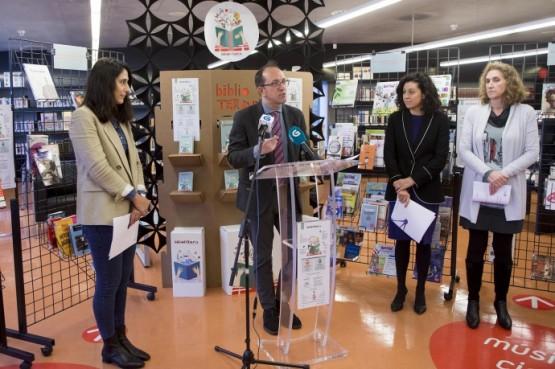 A Xunta traballa na creación do proxecto 'biblioterapia, lecturas saudables'