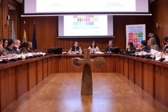 A Xunta activa a comisión de coordinación que se encargará de aplicar en Galicia os criterios de desenvolvemento sustentable da ONU