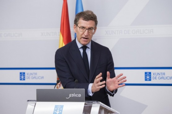 Feijóo ratifica a preocupación ante os PXE 2019 que discriminan a Galicia