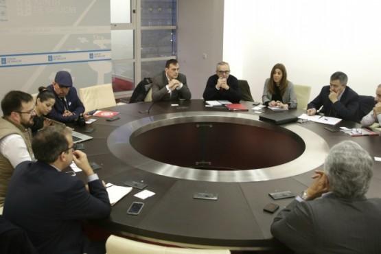 Unha delegación de México visita a comunidade para coñecer o sistema de certificacións da marca Galicia Calidade