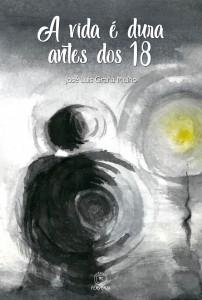 """José Luis Graña Muíño presenta en Miño o libro xuvenil """"A vida é dura antes dos 18"""""""