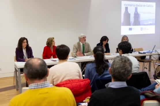 A Xunta avanza na construción da Memoria Dixital de Galicia