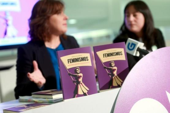 """A Xunta presenta o libro """"Feminismos. A historia cóntana as vencedoras"""" que fai un percorrido pola historia do feminismo desde a prehistoria"""