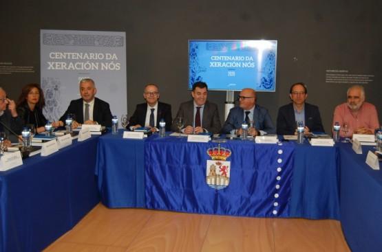 As actividades do centenario da Xeración Nós incluirán unha mostra e un congreso internacional sobre a cultura galega