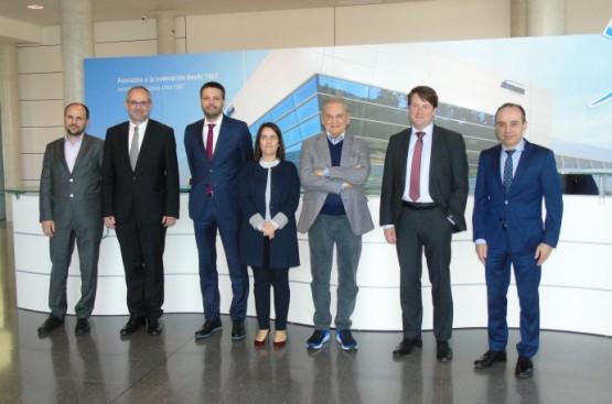 A Xunta pon en valor as capacidades do sistema galego de innovación e o labor que desenvolven os centros tecnolóxicos