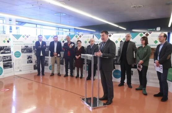 A Xunta reivindica a figura de Antonio Fraguas coa mostra 'Memoria dun soño. Viaxe a unha Galicia orgullosa de si mesma'
