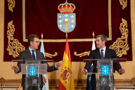 Galicia e Canarias coinciden na necesidade de que as comunidades cunha facenda saneada manteñan os incentivos por respectar as normas
