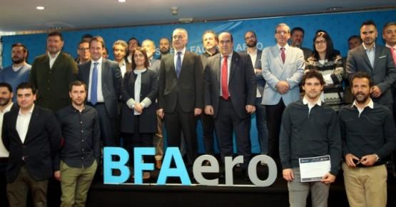 Tres proxectos de Galicia, dous de Madrid e un de Valencia participarán na primeira edición de BFAero