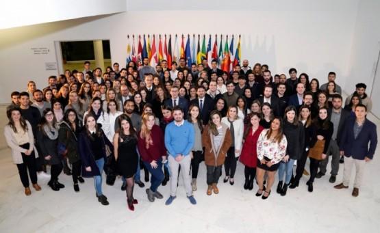 Máis de 420 mozos galegos residentes en catro dos cinco continentes solicitan unha das 150 Bolsas Excelencia Mocidade Exterior