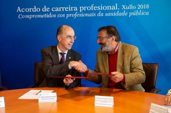 Sergas e Fademga colaboran en mellorar a accesibilidade cognitiva en centros de saúde e hospitais para os discapacitados intelectuais