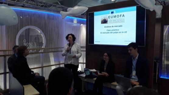 A Consellería do Mar enxalza o papel de Galicia como primeiro produtor e comercializador de cefalópodos da UE