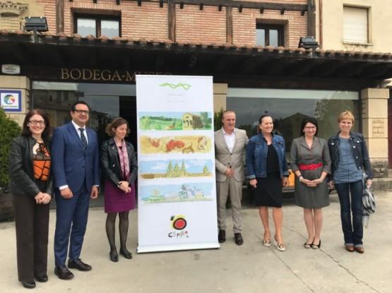Galicia comparte coas comunidades da España Verde a importancia de reforzar o posicionamento internacional desta marca turística
