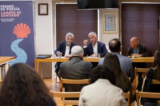 Xunta e Academia Xacobea promoven a poesía arredor do Camiño de Santiago