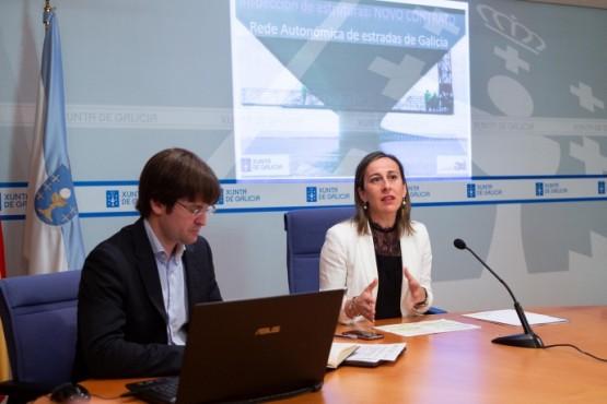 A Xunta licita o novo contrato que garantirá máis de 1.600 inspeccións en pontes e obras de paso de estradas autonómicas nos vindeiros 5 anos, cun investimento máximo de 1,5 M€