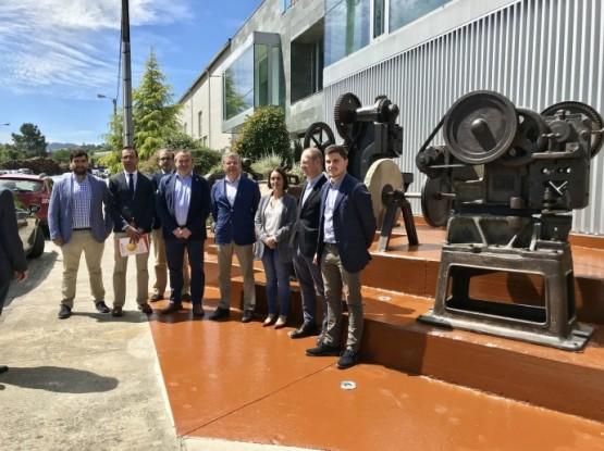 A Xunta destaca a aposta pola industria 4.0 das pemes galegas para fortalecer a súa competitividade e internacionalización