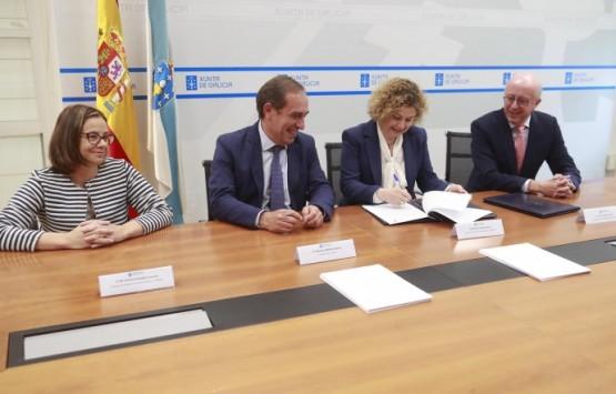 Galicia é a primeira comunidade autónoma que accederá ao Rexistro de Titularidades Reais