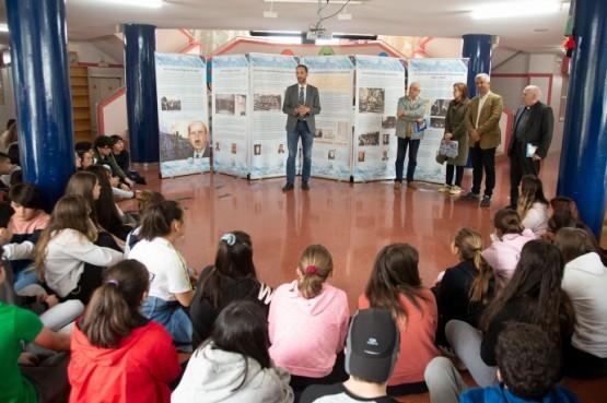 Inauguración da mostra 'Os nove anos de Fraguas en Lugo'