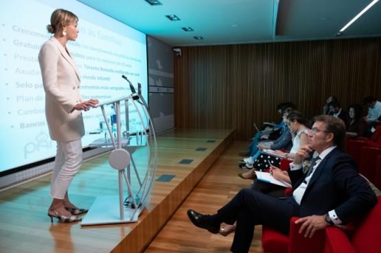 Rolda de prensa posterior ao consello da Xunta