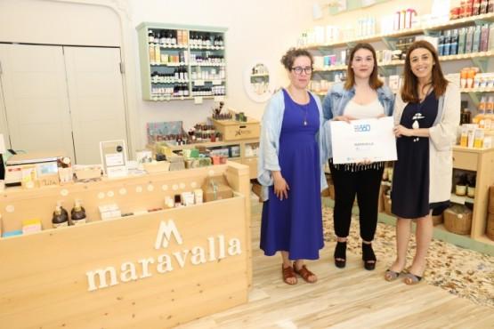 Comercio con Talento premia os establecementos composteláns Maravalla e O colmado da vila