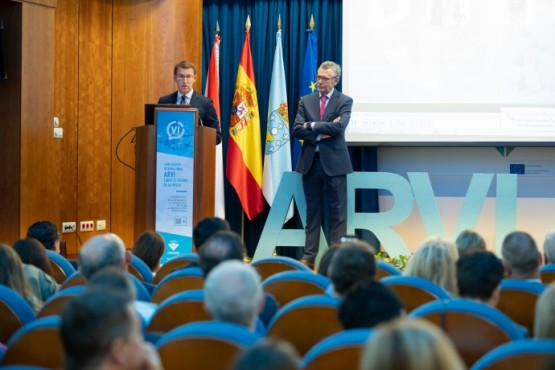 Intervención do presidente da Xunta na conferencia