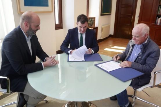 O Goberno galego impulsará a promoción e divulgación do complexo arqueolóxico Aquis Querquennis