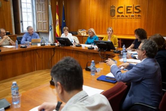 Intervención da conselleira Fabiola García