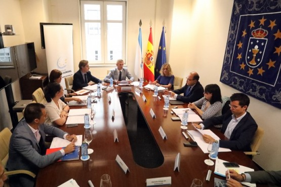 A Fundación Galicia Europa prioriza para o segundo semestre deste ano a promoción do Xacobeo 2021, a negociación do novo marco orzamentario e a situación do Brexit