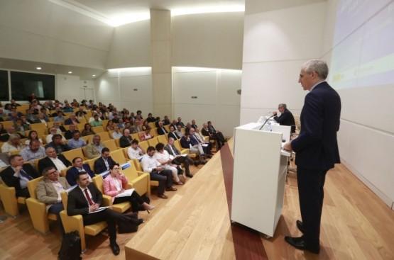 Intervención do conselleiro Francisco Conde na xornada