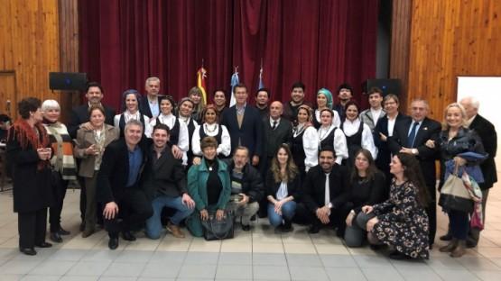 Feijóo convoca aos galegos de Arxentina a ser os mellores embaixadores do próximo Xacobeo 2021