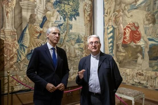 Xunta e a Fundación Catedral de Santiago colaboran para a renovación da iluminación do Museo