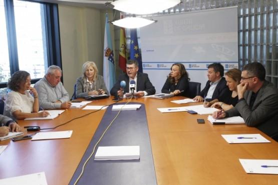Ovidio Rodeiro destaca a aposta da Xunta por Ferrolterra cun investimento de máis de 97 millóns de euros nos principais programas e actuacións de 2018 e 2019