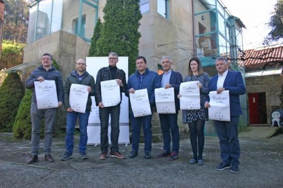 Presentación da 5ª edición do certame na Fundación Neira Vilas, en Gres (Vila de Cruces)