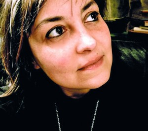 "Isabel Mancebo Portela presenta en Santiago de Compostela o libro ""O coleccionista de cartas de amor"""