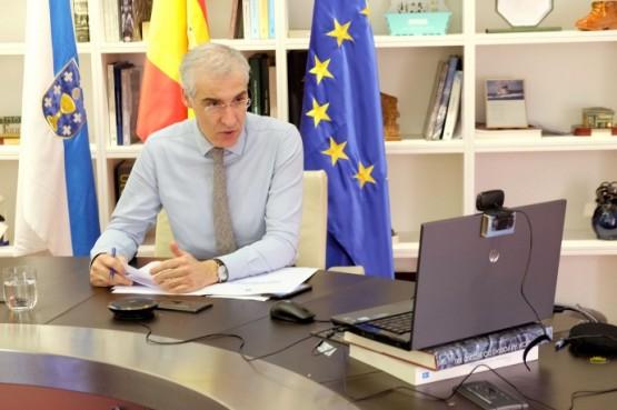 O goberno galego, a través do comité de fabricación de equipamento sanitario e de material para a protección dos traballadores, xa está avaliando 55 proxectos