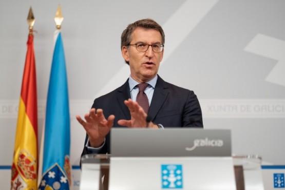 Galicia pon en marcha dous hospitais de reforzo para ampliar toda a planta hospitalaria pública e privada coa que conta a Comunidade