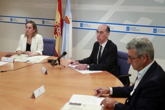 Licitadas as obras da fase 0 do Plan director do novo Chuac por 13 millóns de euros co obxectivo de iniciar os traballos en decembro