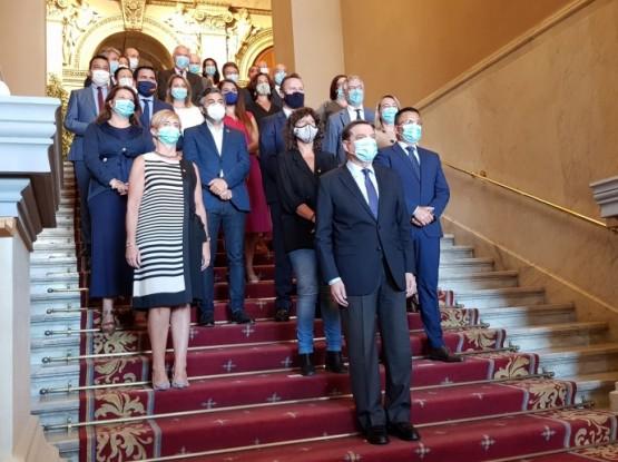 A Xunta reclama ao Goberno central que dea a batalla para evitar recortes nos fondos da PAC para o período 2021-2027
