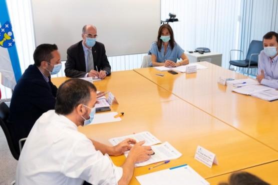 A Xunta realizaralle test serolóxicos a todo o persoal dos centros educativos antes do inicio de curso