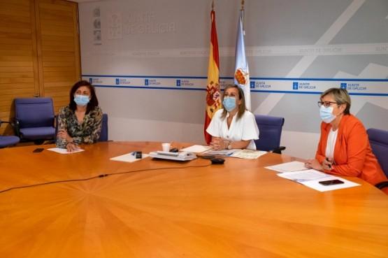 O Goberno galego ofrécese a licitar de inmediato a dragaxe da ría do Burgo se o Goberno de España lle transfire os fondos necesarios para a obra