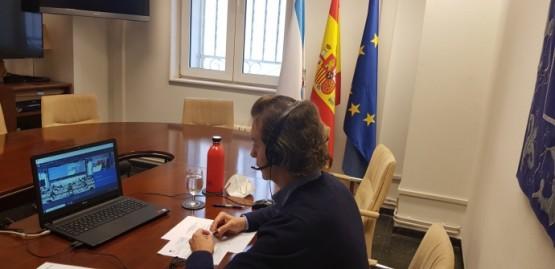 Galicia urxe a alcanzar rapidamente un acordo sobre o instrumento europeo de recuperación para que se poidan mobilizar os novos fondos