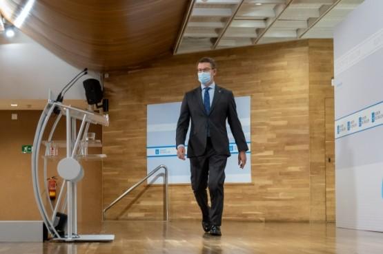 Comparecencia do presidente galego