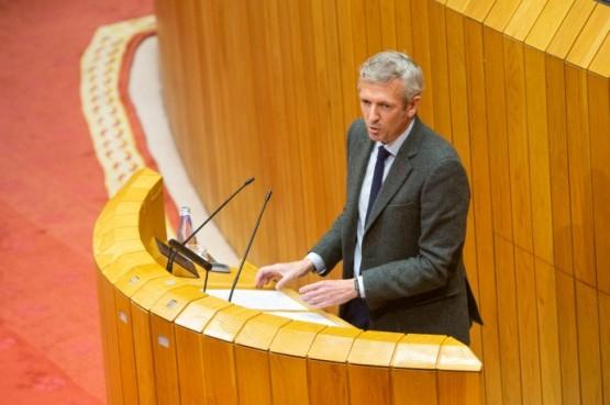 A Xunta reclama de novo ao Goberno central a devolución a Galicia dos 204 millóns pendentes do IVE do ano 2017