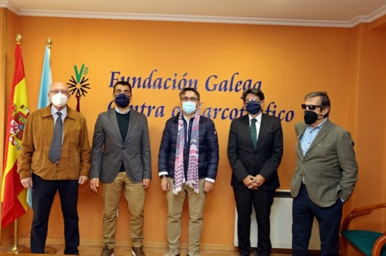 A Xunta renova a súa colaboración coa Fundación Galega contra o Narcotráfico para impulsar o servizo de xestión de bens comisados
