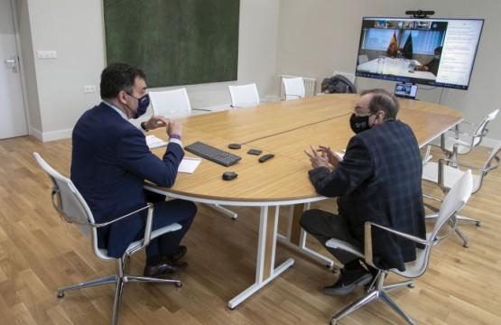 Galicia reclama unha mecánica de traballo máis rigorosa e enriquecedora na elaboración da nova Lei de universidades