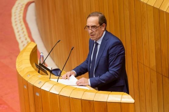 Valeriano Martínez critica a discrecionalidade do Goberno central no reparto dos fondos para loitar contra a pandemia e denuncia que Galicia tería que recibir 660 millóns máis