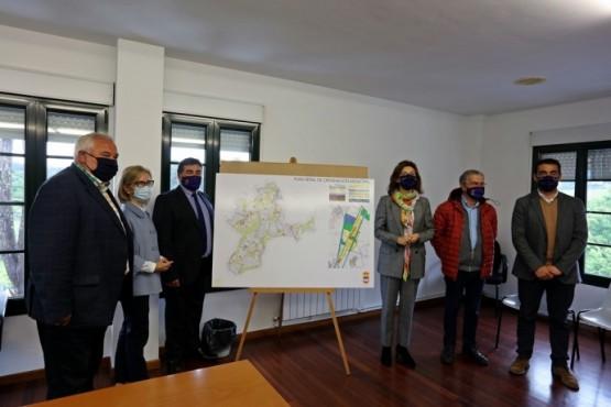 A Xunta aproba o primeiro PXOM do concello pontevedrés de Portas