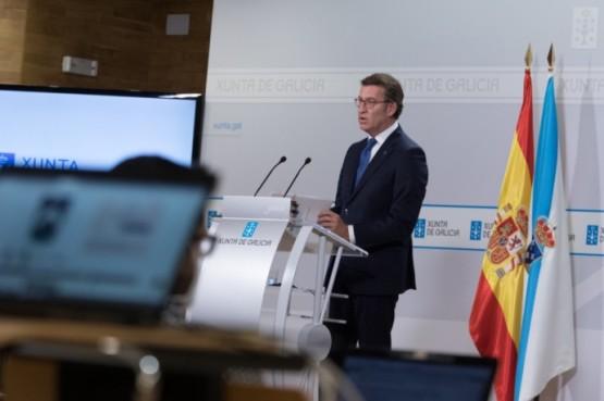 A Xunta destina 5,5 M€ a mellorar a competitividade dos parques empresariais e crear viveiros de empresas en medio cento de concellos
