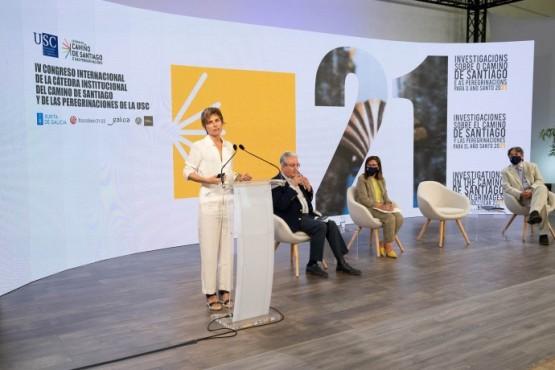 A Cátedra do Camiño celebra o seu Congreso Anual Internacional